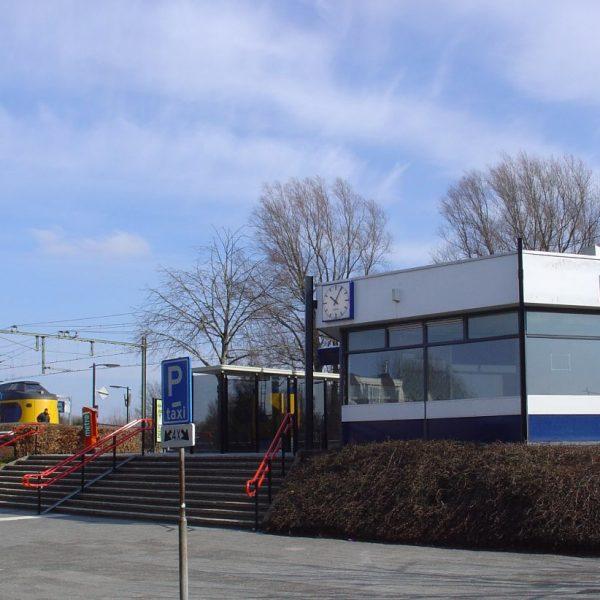 NS-Station Haren